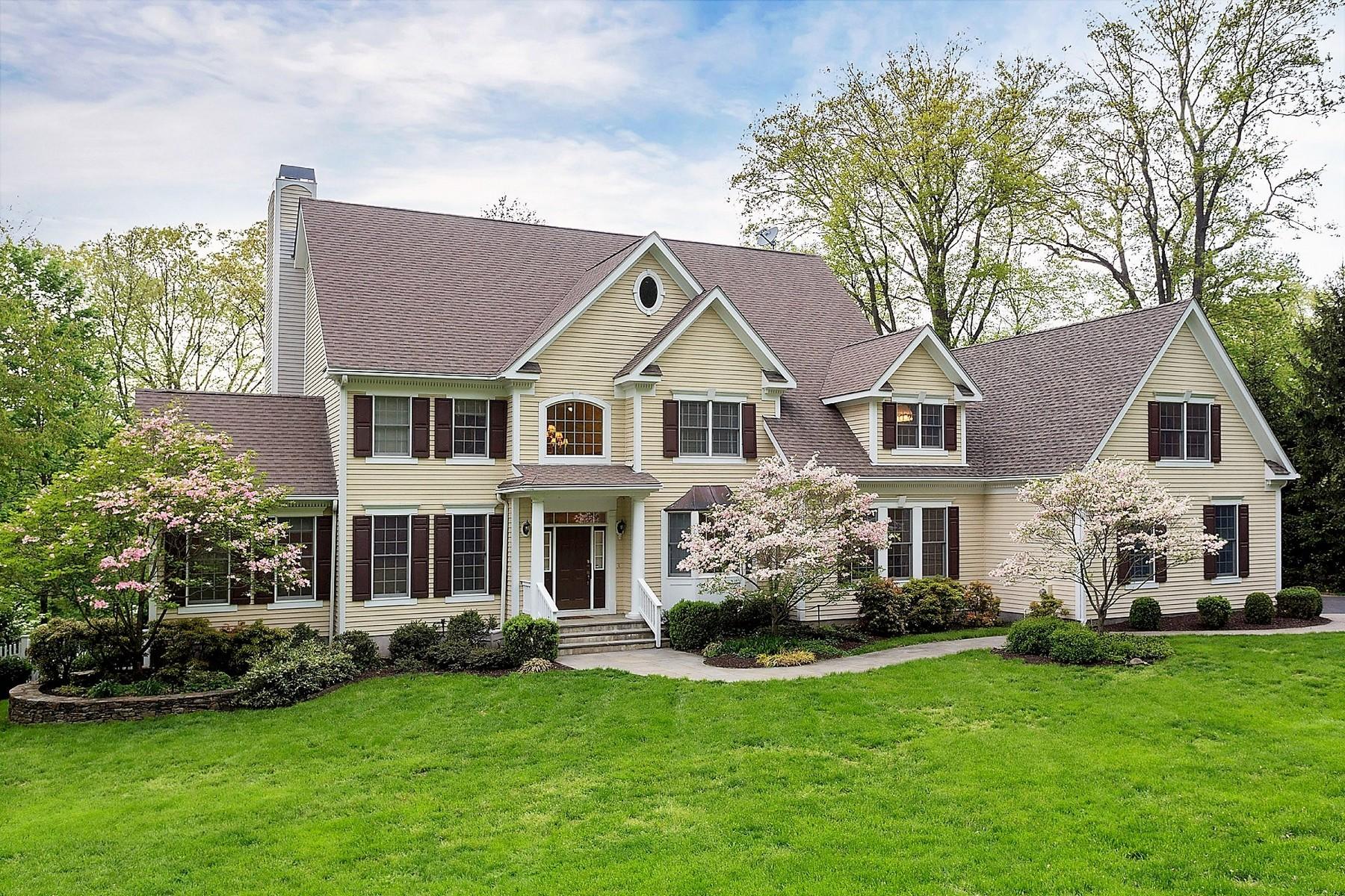独户住宅 为 销售 在 A Grand Home For Now And Generations 3 Red Maple Ridge Croton On Hudson, 纽约州 10520 美国