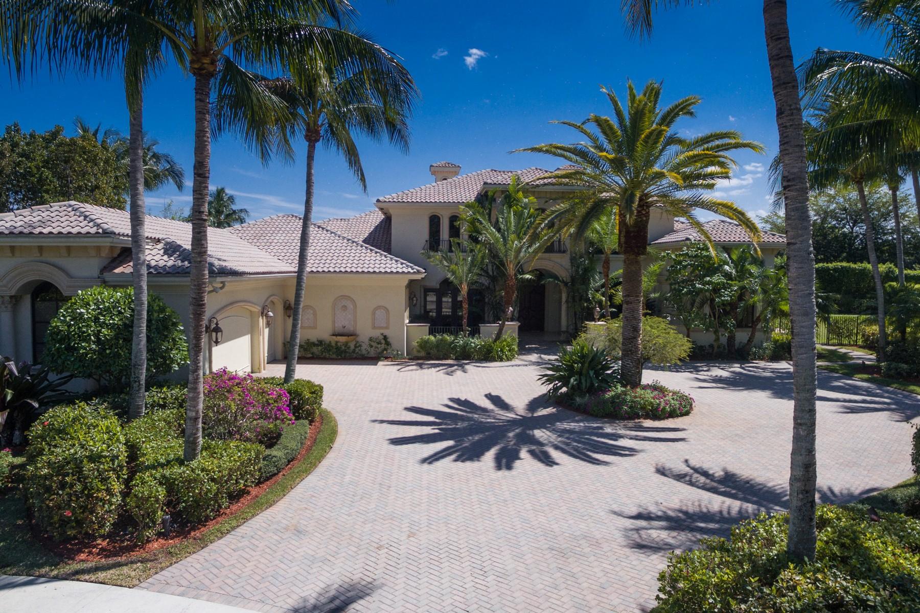 一戸建て のために 売買 アット 5562 Vintage Oaks Terr , Delray Beach, FL 33484 5562 Vintage Oaks Terr Delray Beach, フロリダ, 33484 アメリカ合衆国