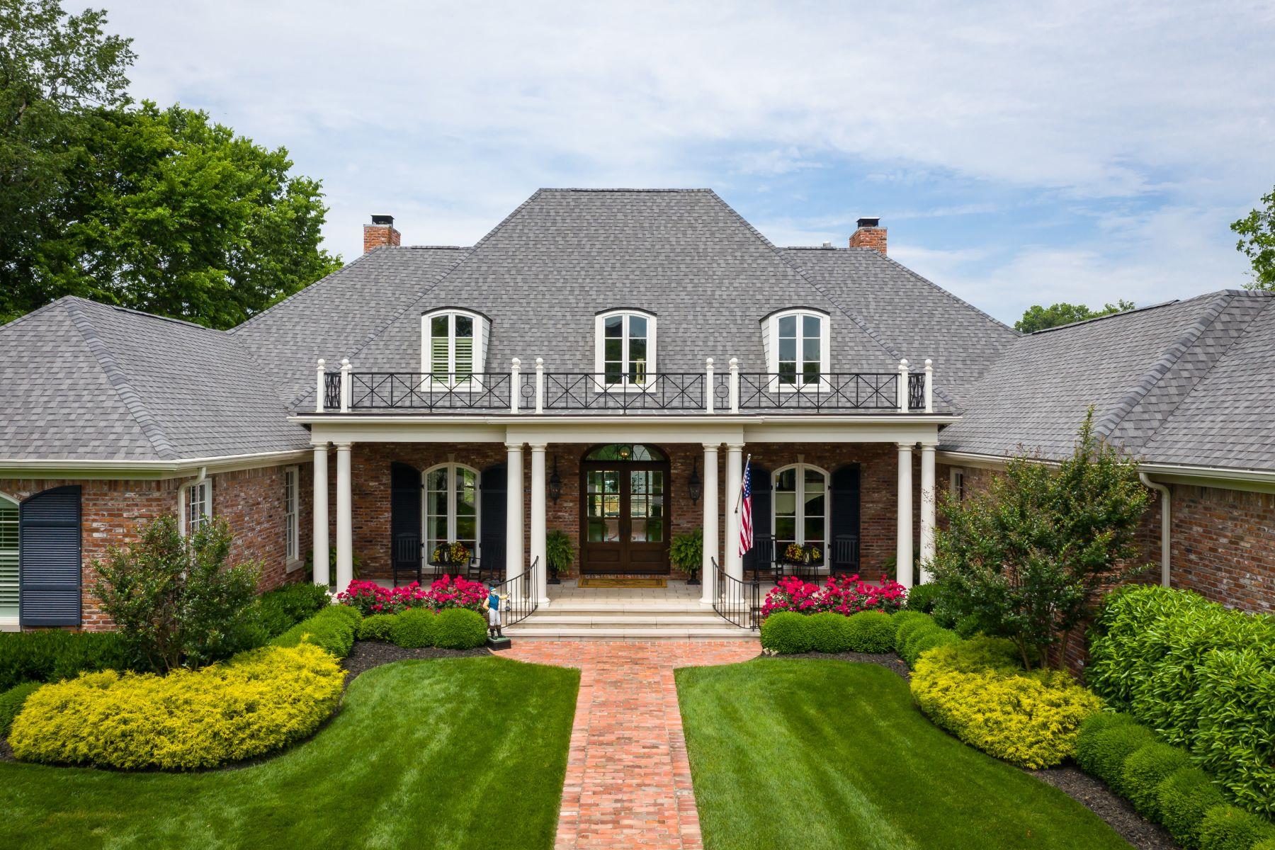 single family homes por un Venta en 6011 Springhouse Farm Lane Louisville, Kentucky 40222 Estados Unidos