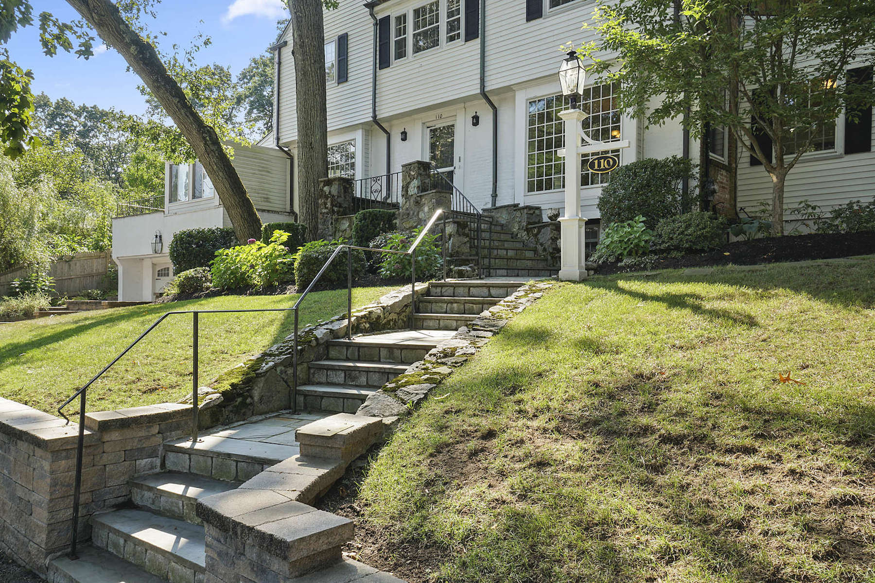 Single Family Homes for Sale at 110 Arlington Road Brookline, Massachusetts 02467 United States