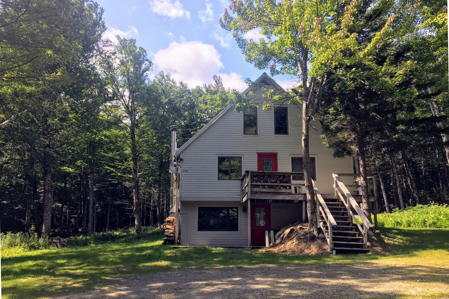Single Family Home for Sale at 713 Stratton Arlington, Stratton Stratton, Vermont, 05360 United States