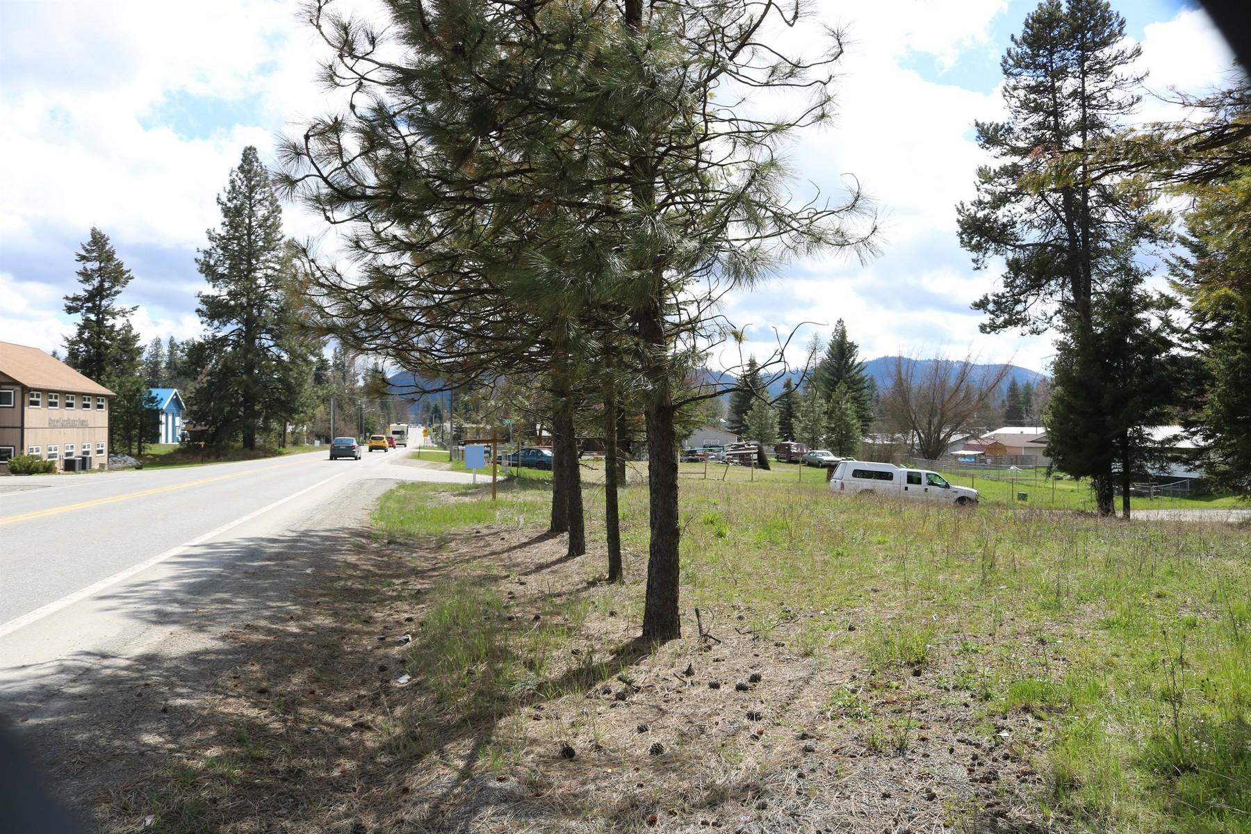Land for Active at Spirit Lake Lot NNA 5th St (Hwy 41) Spirit Lake, Idaho 83869 United States