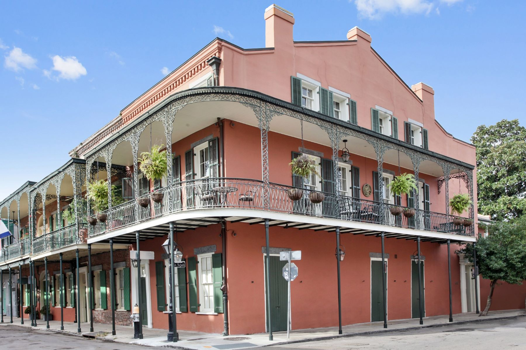 Single Family Homes for Sale at 600 Gov Nicholls Street 600 Gov Nicholls St New Orleans, Louisiana 70116 United States