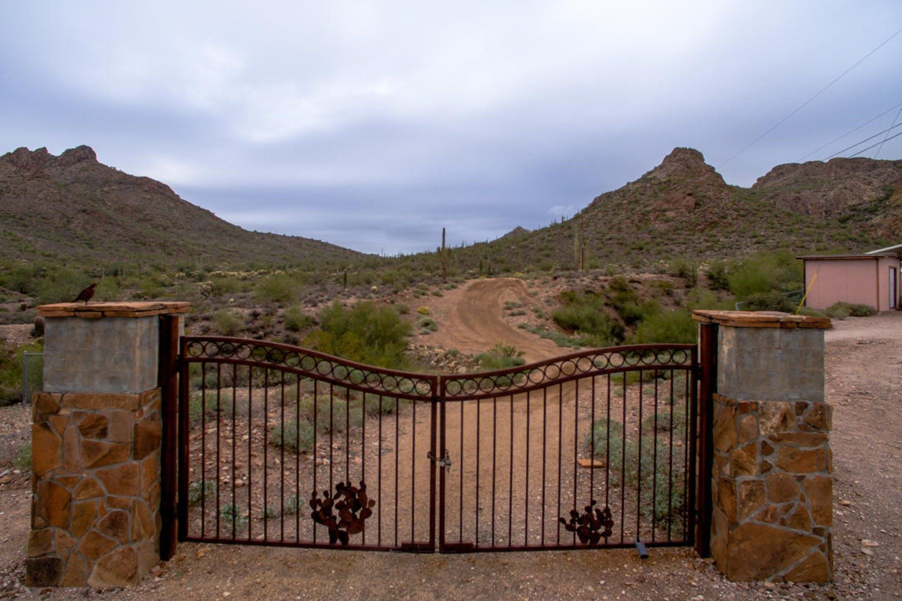 Land for Active at Over 5 Acres With Gorgeous Mountain Views 0 N Idaho RD Apache Junction, Arizona 85120 United States