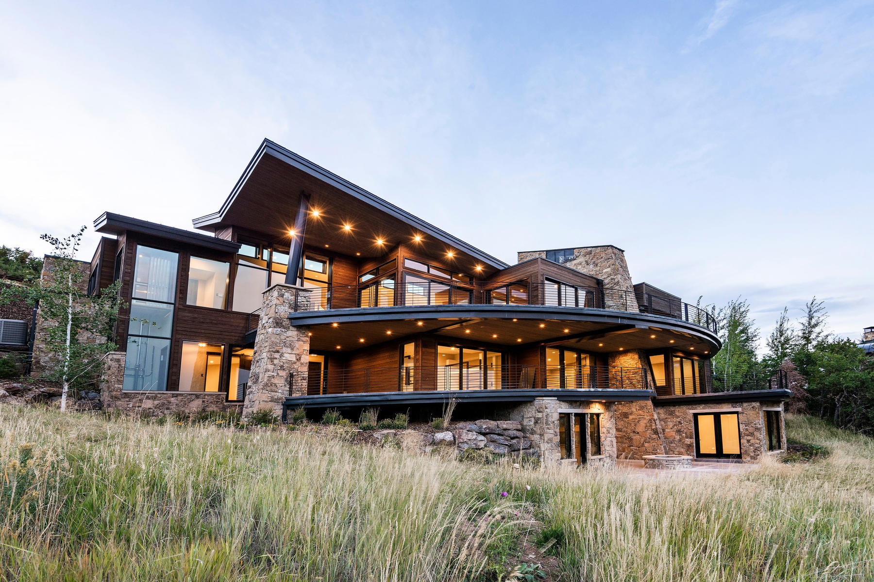 Single Family Home for Active at Stunning Ski-In Ski-Out New Construction with Panoramic Views 3007 Deer Crest Estates Park City, Utah 84060 United States