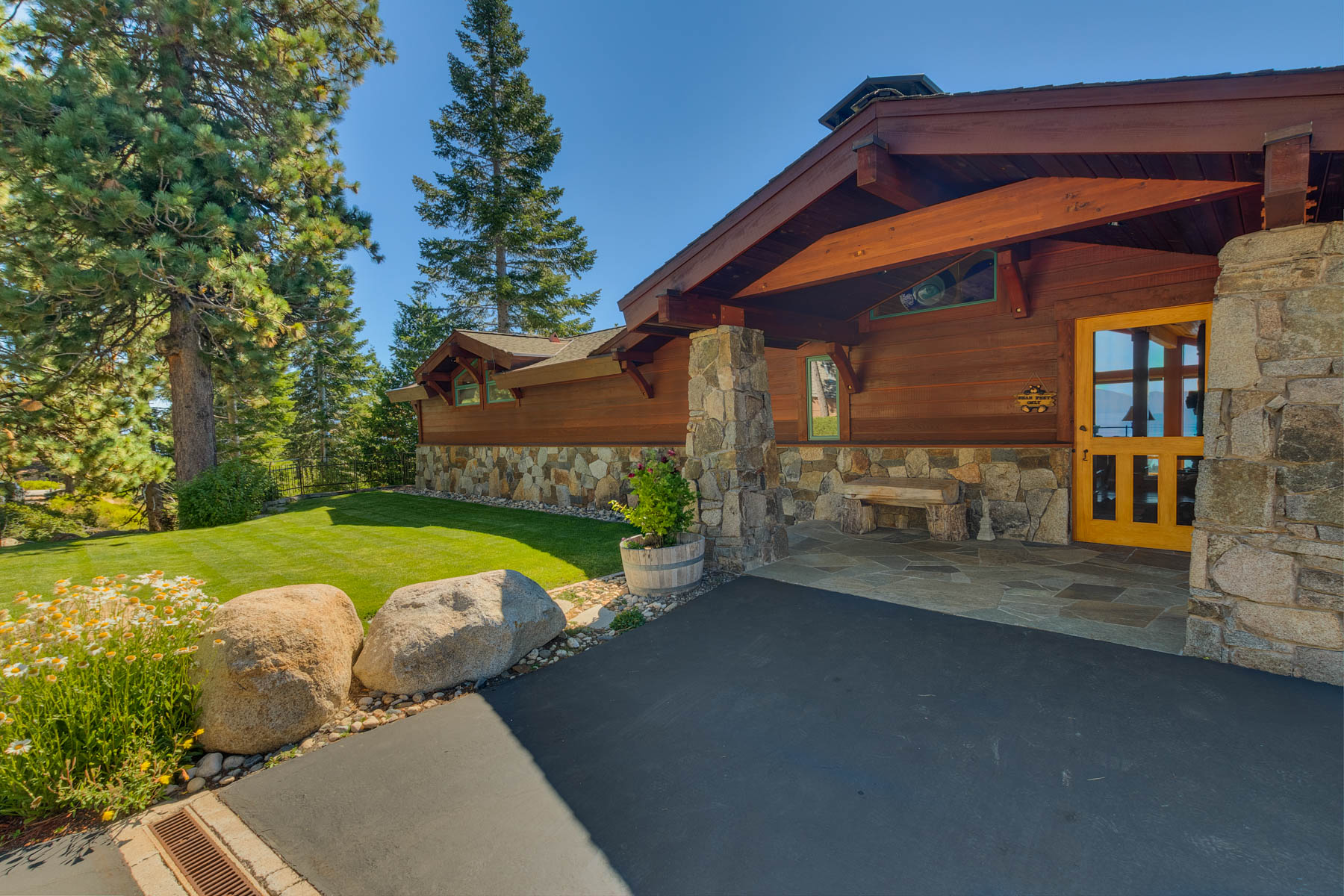 Additional photo for property listing at The Crown Jewel of Talmont Estates 1855 Tahoe Park Heights Dr Tahoe City, California 96145 United States