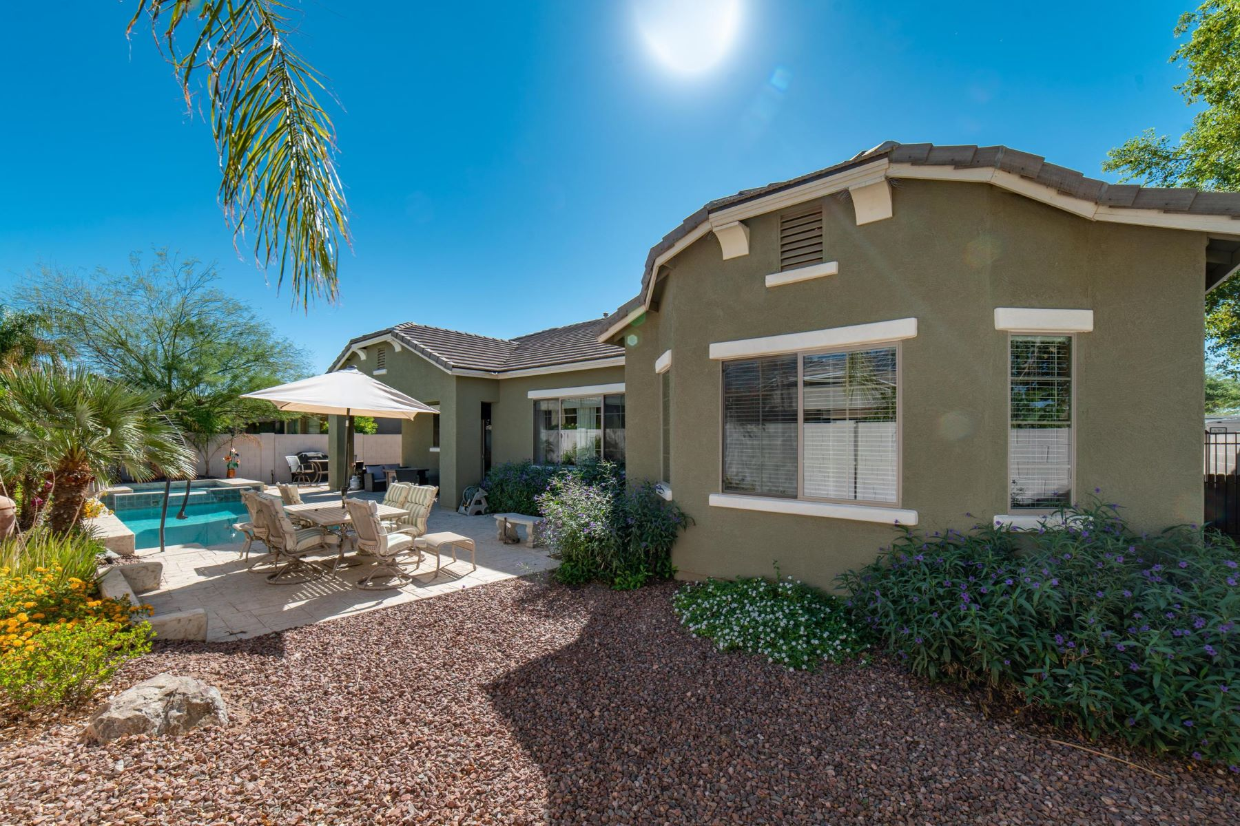 Single Family Homes for Sale at Canyon Trails 16760 W HILTON AVE Goodyear, Arizona 85338 United States