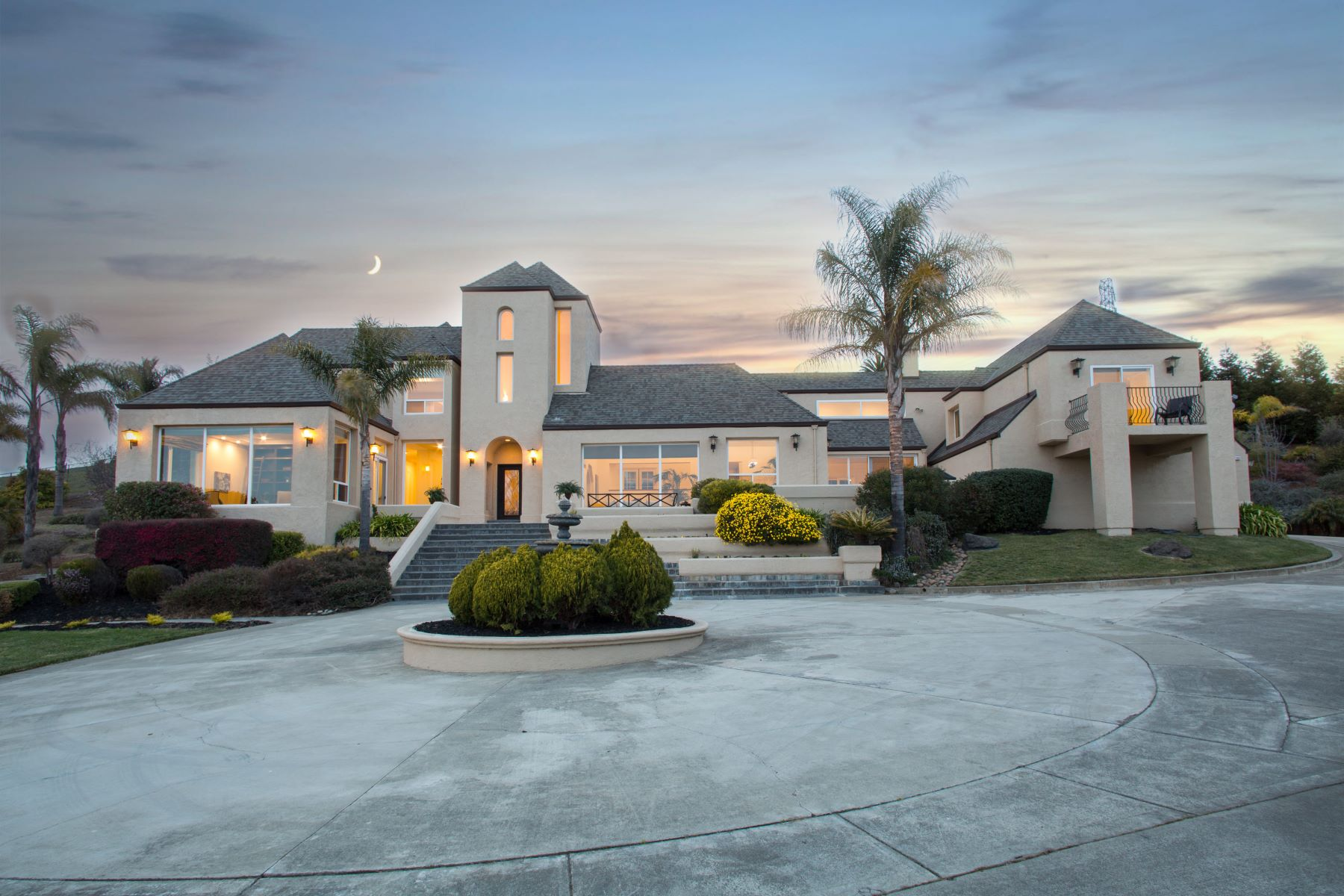 Stunning Custom Mediterranean with Bay Views on 5 Acres! 41280 Vargas Road Fremont, California 94539 United States