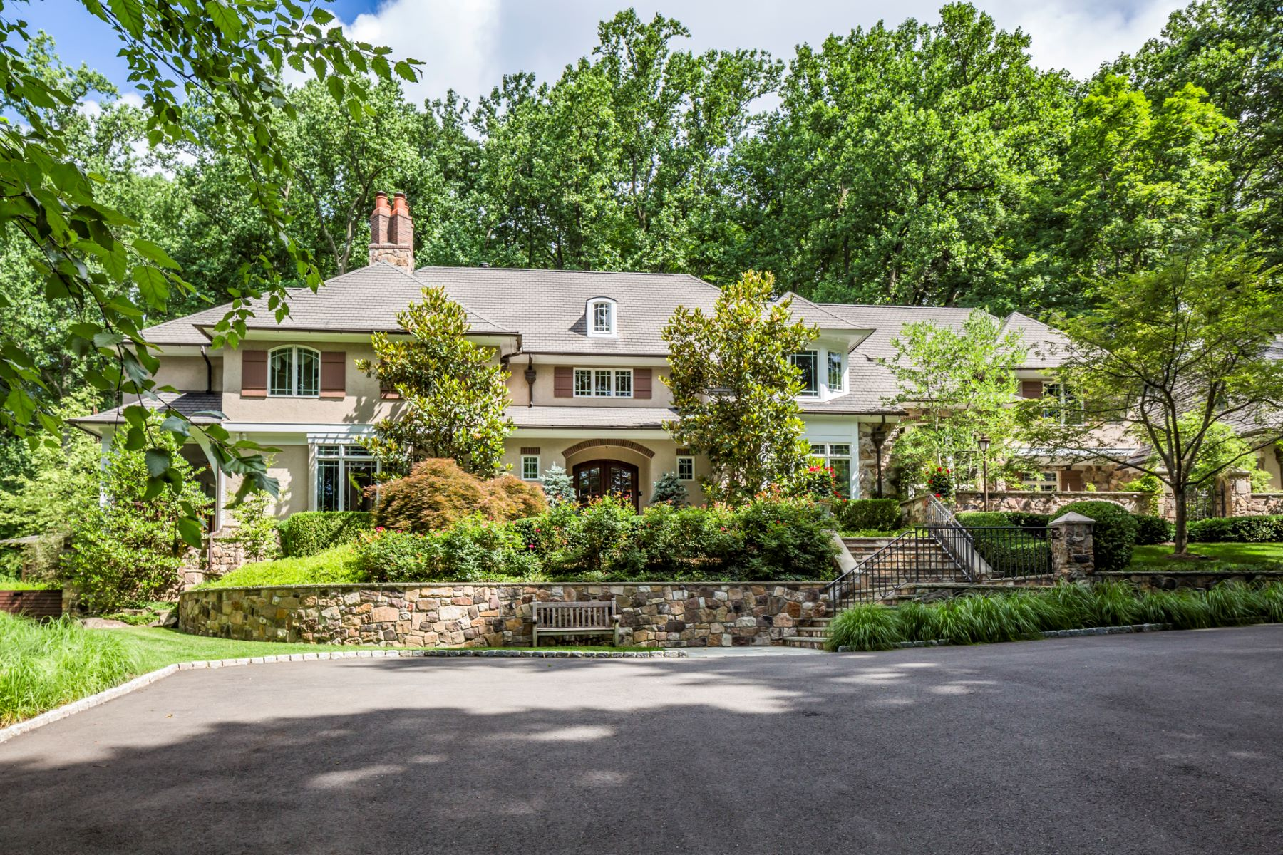 Additional photo for property listing at Spectacular Sanctuary 44 Cradle Rock Road, Princeton, New Jersey 08540 United States