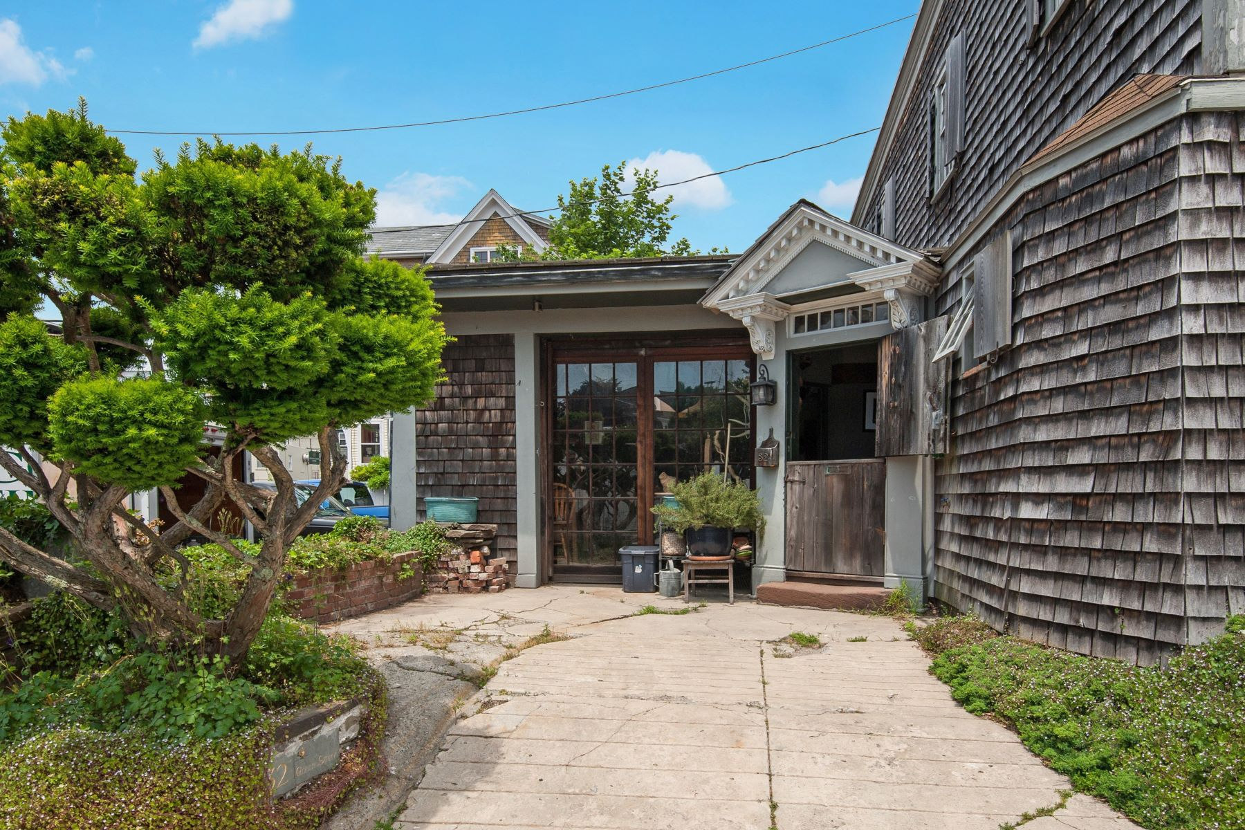 Additional photo for property listing at 'Conservatory' 32 Green Street Newport, Rhode Island 02840 United States