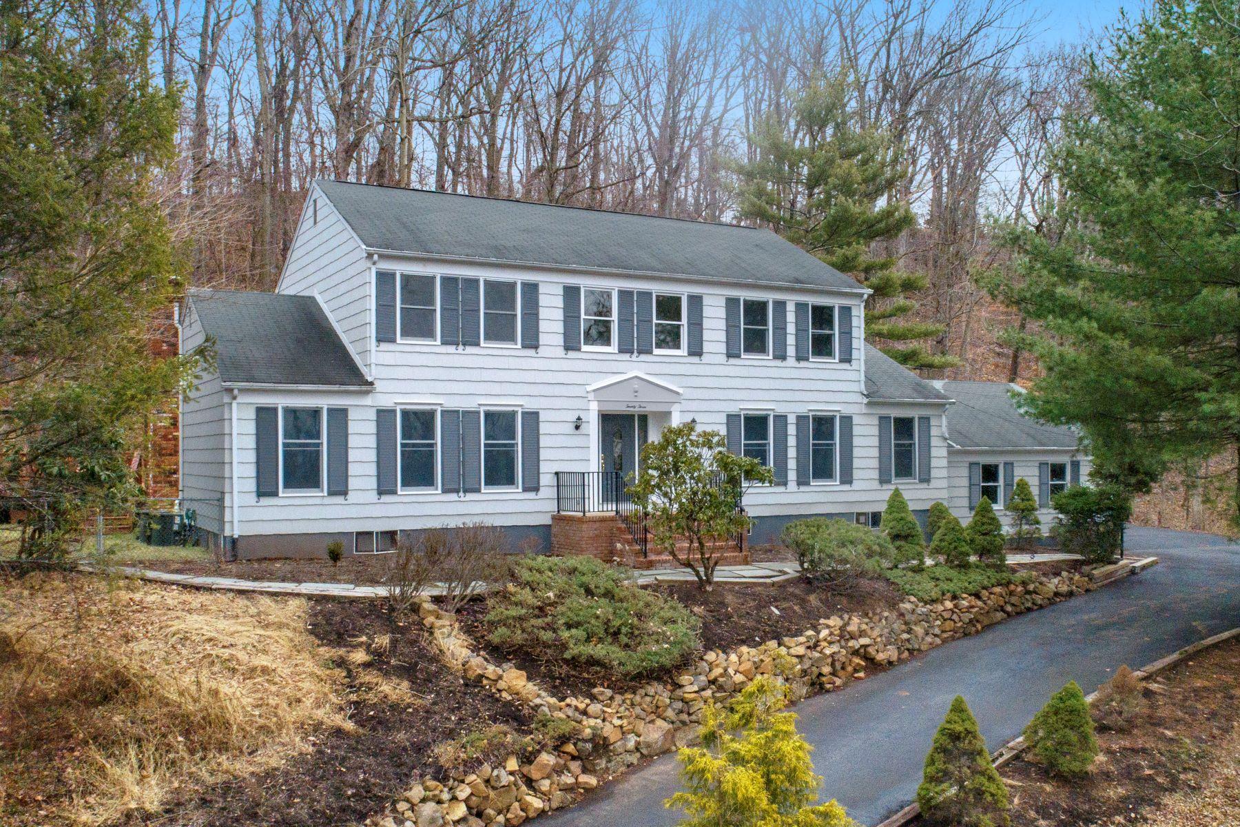 Single Family Homes por un Venta en Spacious Colonial 23 Glen Eagles Drive Bridgewater, Nueva Jersey 08807 Estados Unidos