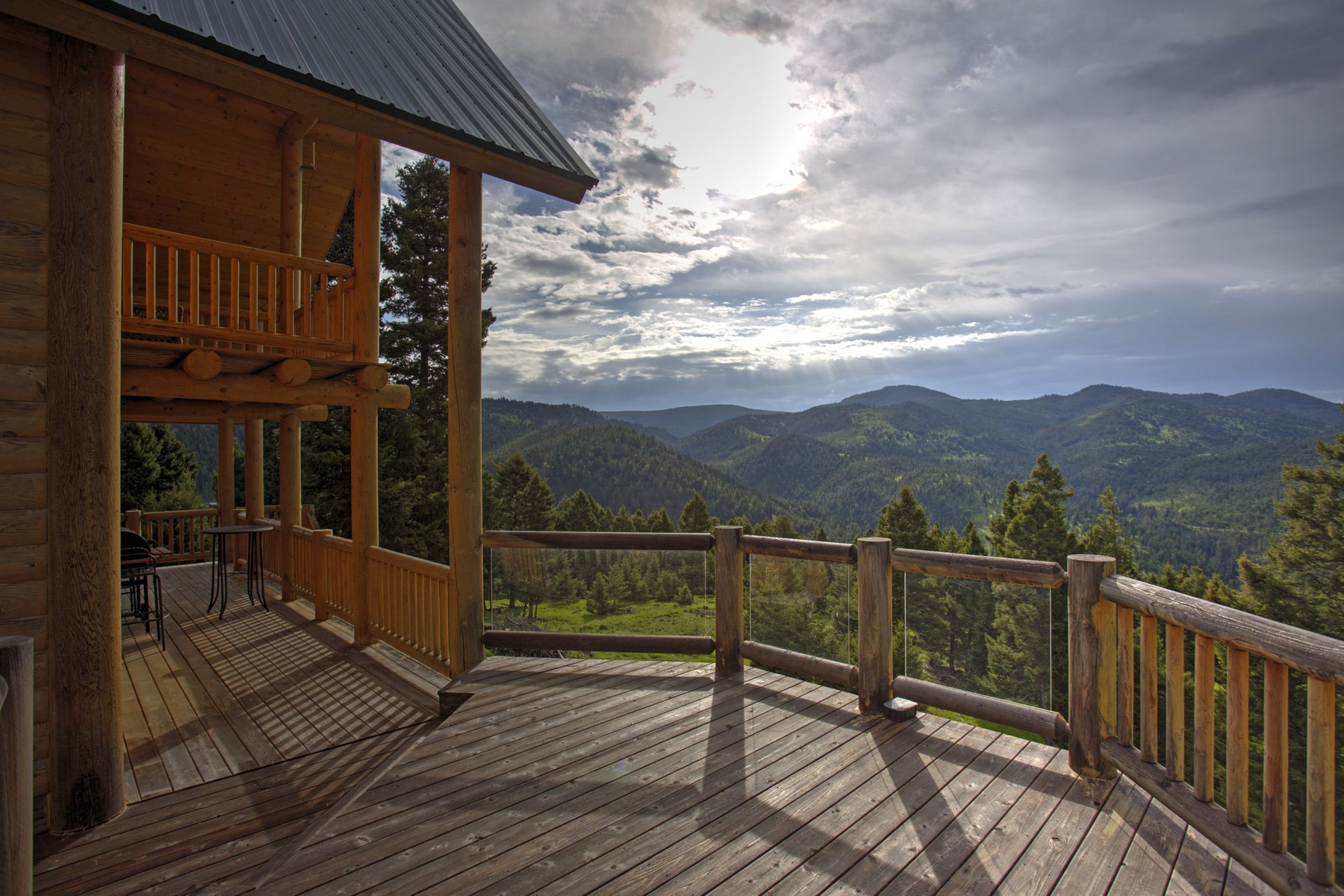 Single Family Homes for Sale at 139 Bristlecone Road Gold Creek, Montana 59733 United States