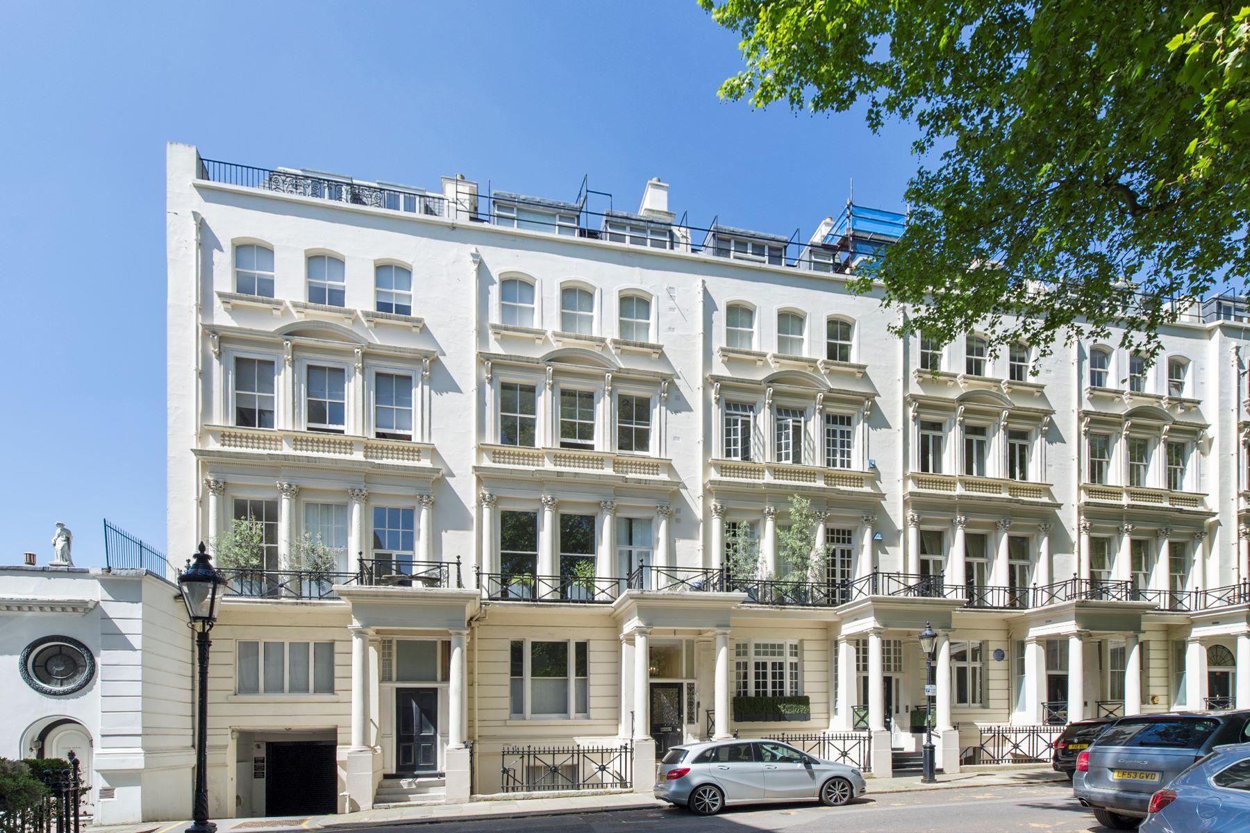Apartments for Sale at Rutland Gate, Knightsbridge, SW7 Penthouse , 49 Rutland Gate London, England SW7 1PL United Kingdom