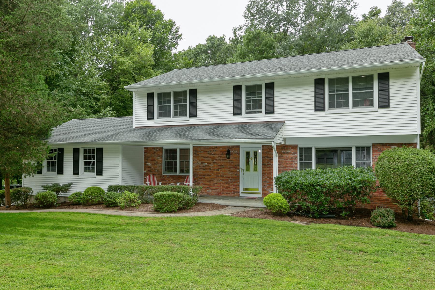 独户住宅 为 销售 在 Jan Ridge Gem 5 Jan Ridge Road 萨默斯, 纽约 10589 美国