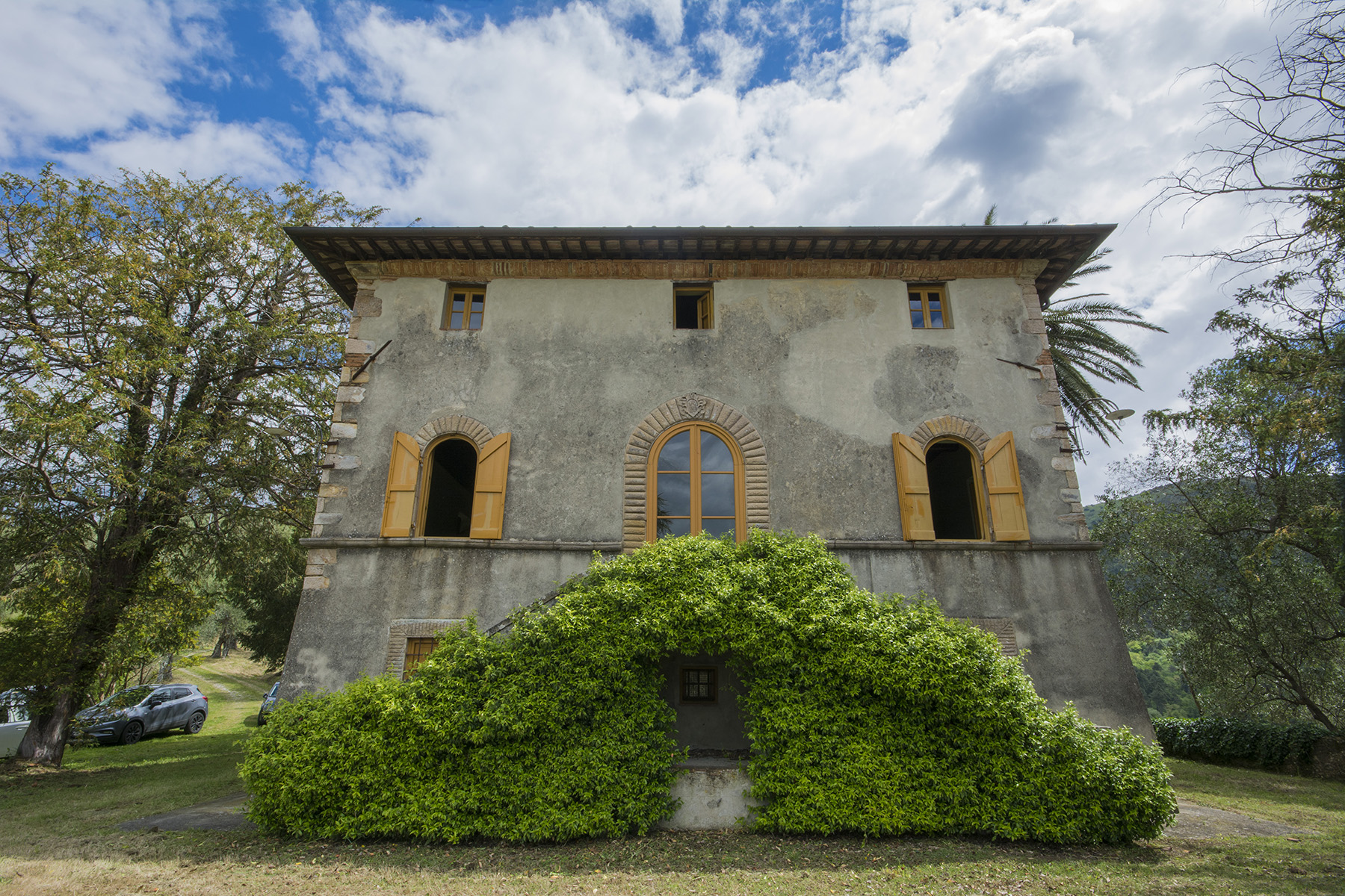 Single Family Home for Sale at Stunning villa with breathtaking views of the Lucca countryside Other Lucca, Lucca Italy
