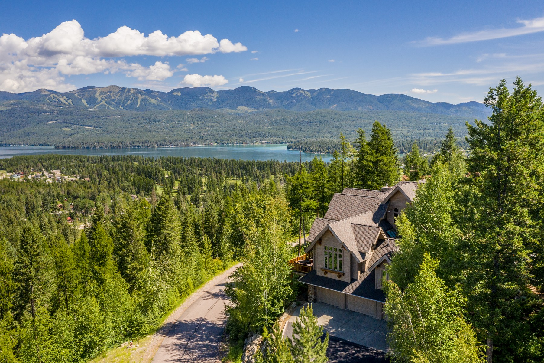 Single Family Homes for Sale at 701 Grouse Ridge Court Whitefish, Montana 59937 United States