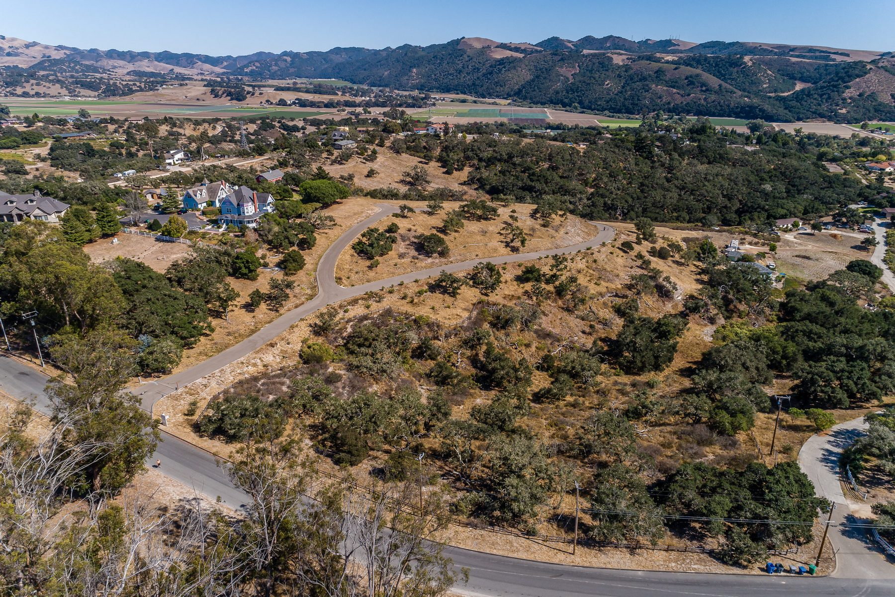 Land for Sale at Private Coastal Lot in Wine Country 2 Indian Heights Road Arroyo Grande, California 93420 United States