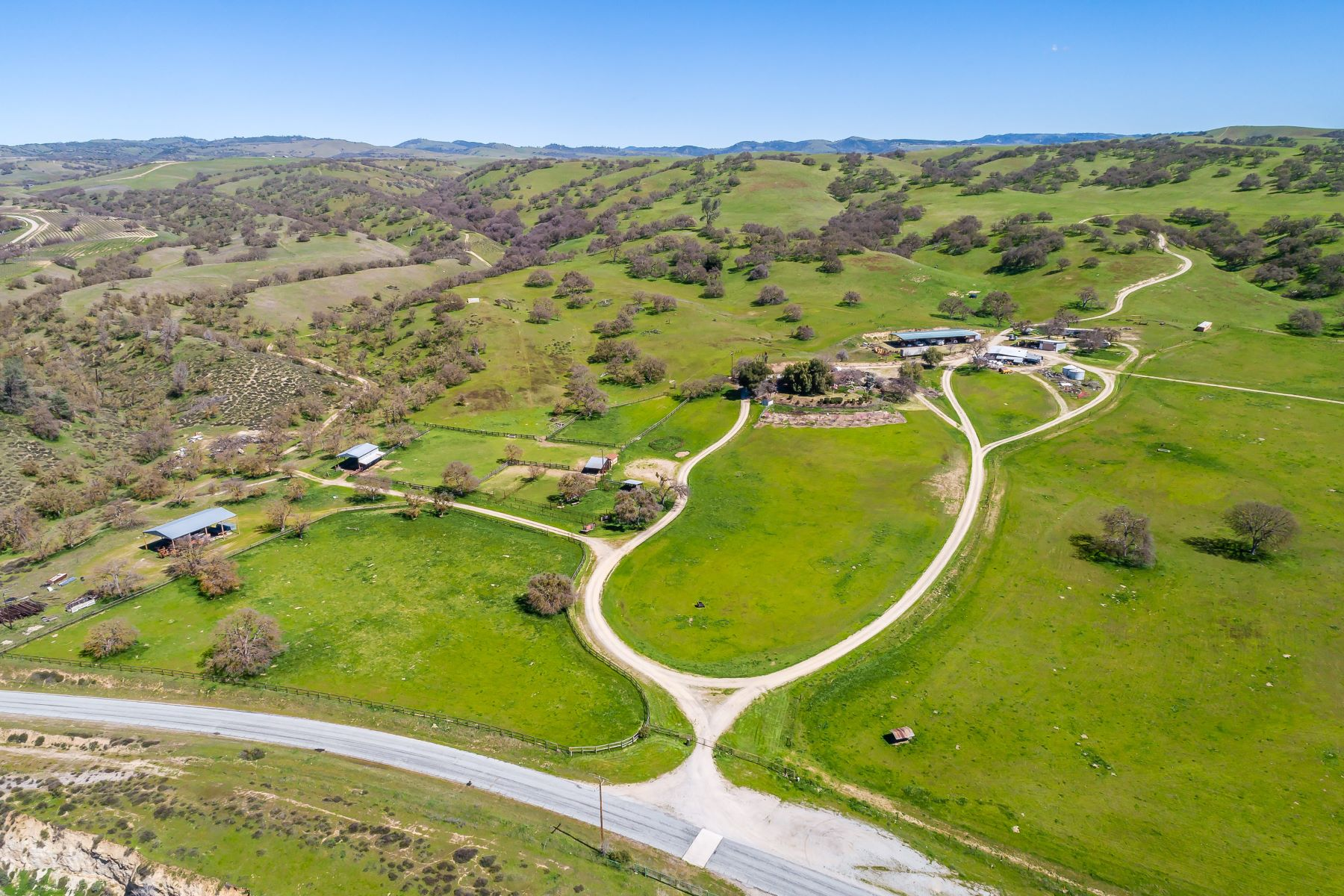 Farm / Ranch / Plantation for Sale at Incredible Private Ranch 73841 Indian Valley Road San Miguel, California 93451 United States