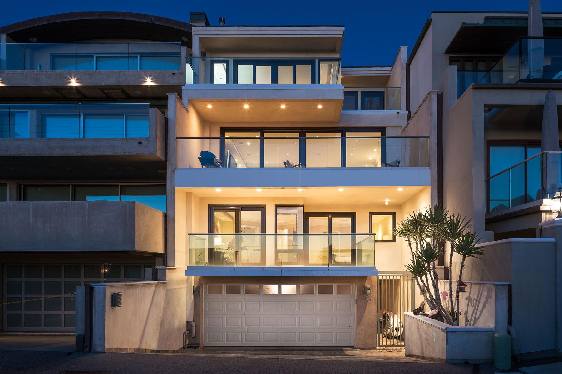 獨棟家庭住宅 為 出售 在 964 Gaviota Laguna Beach, 加利福尼亞州, 92651 美國