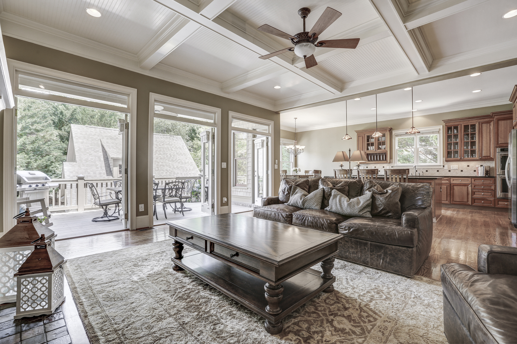 Single Family Home for Sale at Live Enjoyment - Enjoy The Satisfaction Of Quality Construction 4033 Newhaven Circle NE Brookhaven, Georgia 30319 United States