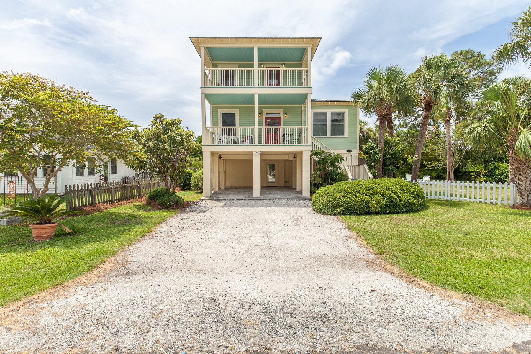 Single Family Home for Sale at 1415 Miller Avenue Tybee Island, Georgia, 31328 United States