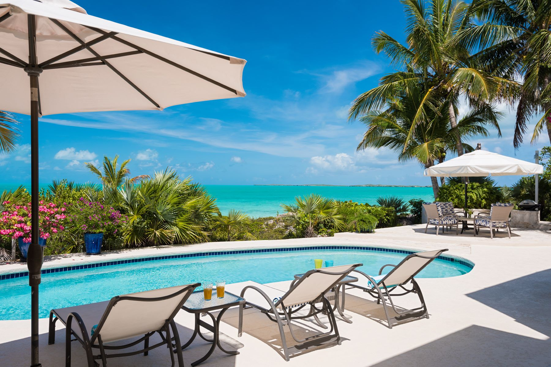 Single Family Home for Sale at Blue Waters Oceanfront Silly Creek, Providenciales TKCA 1ZZ Turks And Caicos Islands