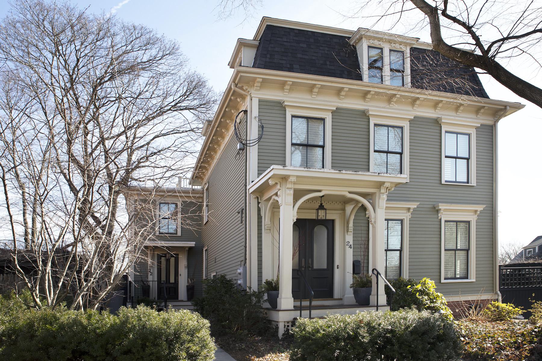 Condominiums για την Πώληση στο 22 Lowell Street, Unit 22 Cambridge, Μασαχουσετη 02138 Ηνωμένες Πολιτείες