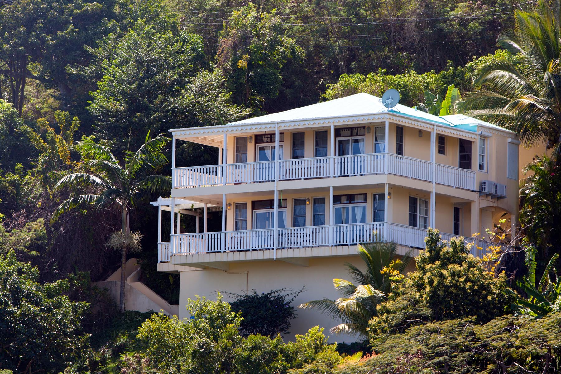 Single Family Home for Sale at Oleander House Oleander Estate, Tortola British Virgin Islands