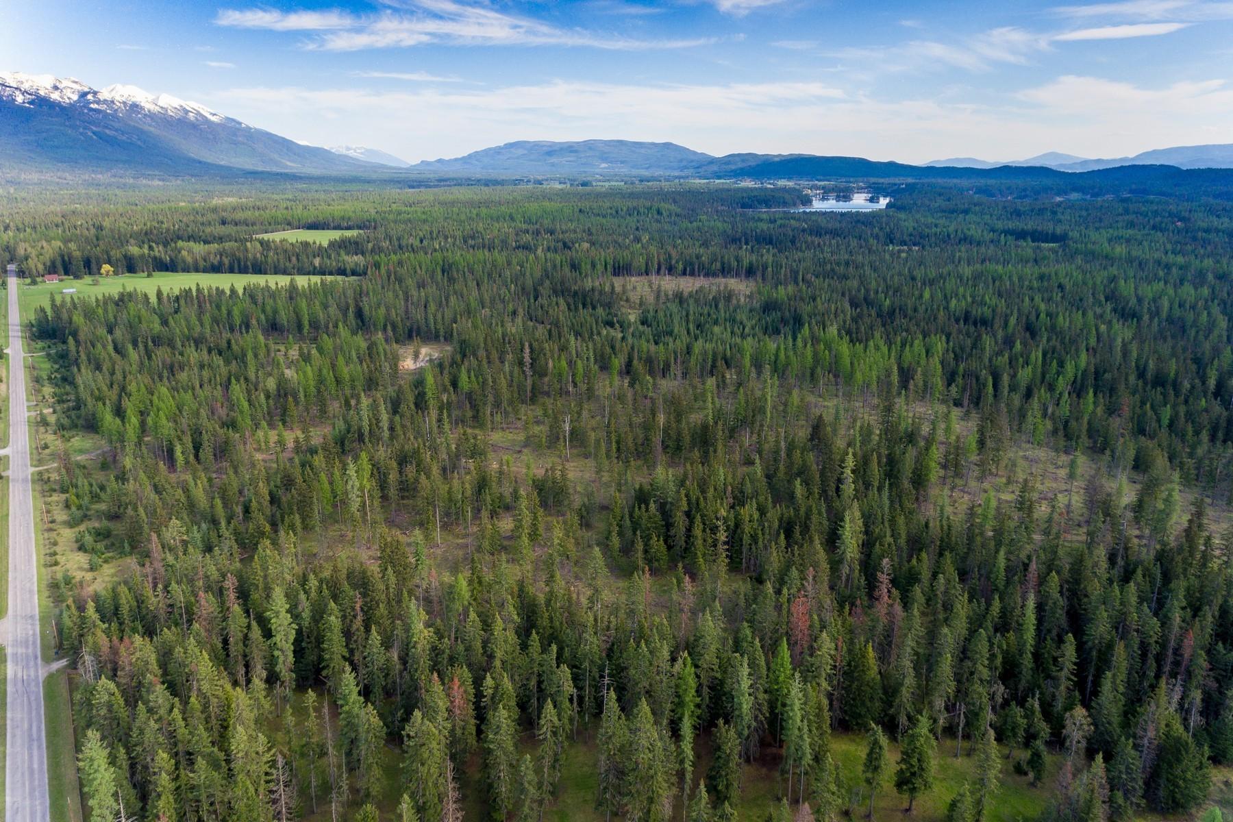 Land voor Verkoop op Foothill Road Acreage 3930 Foothill Road, Kalispell, Montana 59901 Verenigde Staten