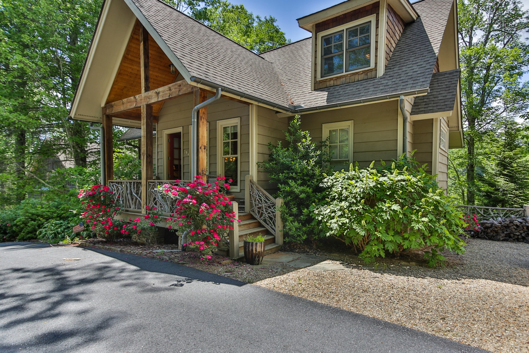 Single Family Homes for Active at Pezeshkan 394 Rendezvous Ridge Cashiers, North Carolina 28717 United States