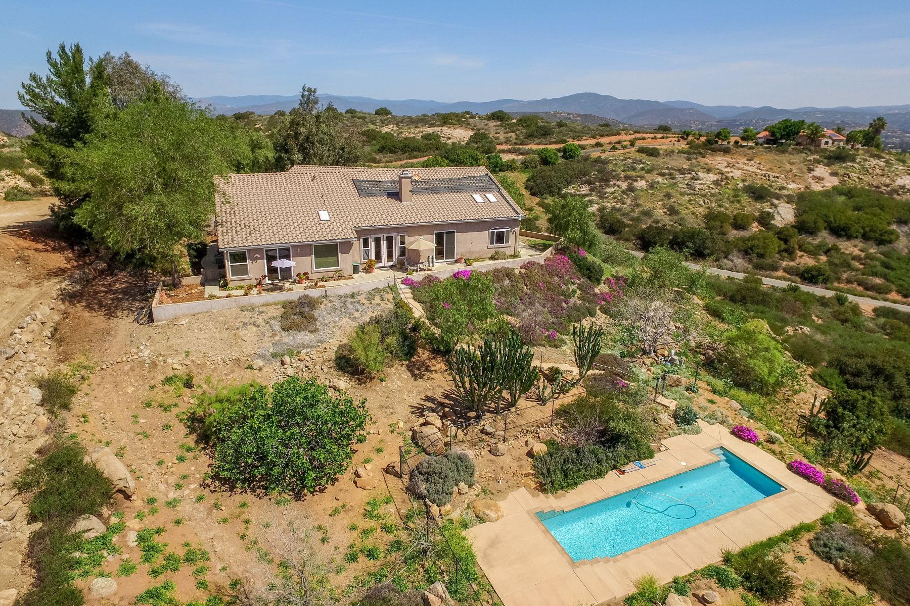Villa per Vendita alle ore 1178 Cedar Summit Drive Ramona, California, 92065 Stati Uniti
