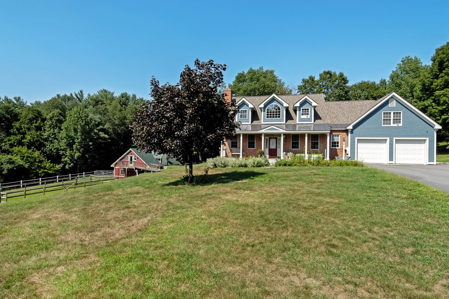 Single Family Home for Sale at Freeman Road Farm 500 Freeman Rd, Plainfield, New Hampshire, 03781 United States