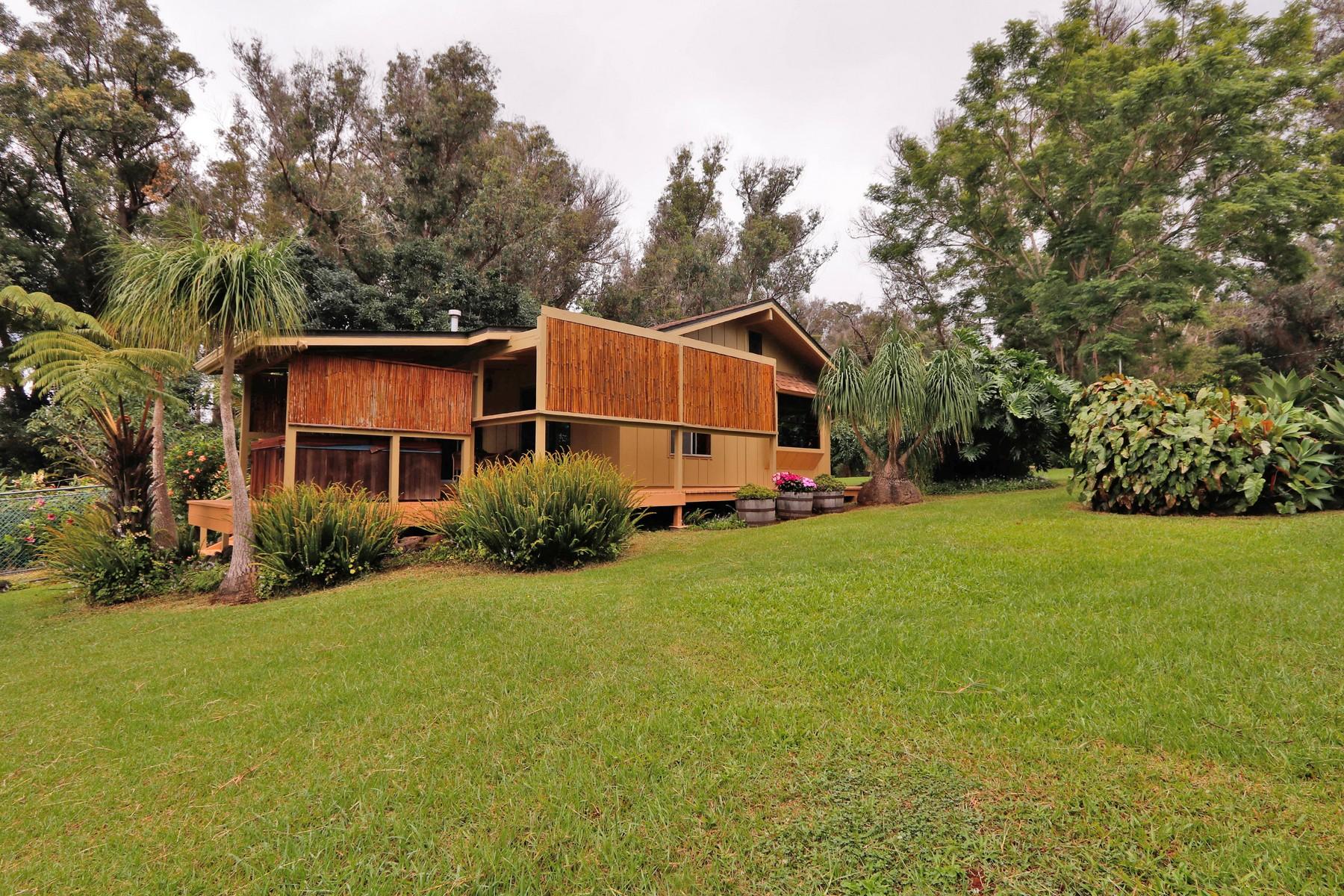 獨棟家庭住宅 為 出售 在 Olinda, Maui Country Living, 2 Acres, Home, Cottage, Workshop & Greenhouse 1990 Olinda Road Makawao, 夏威夷 96768 美國