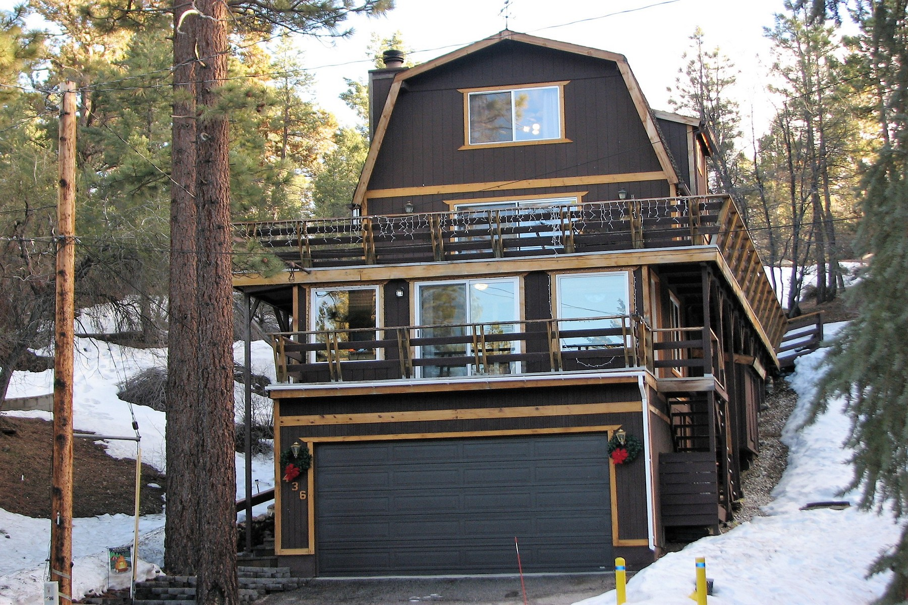 Single Family Home for Sale at Big Bear 436 Sheridan Drive Big Bear City, California 92314 United States