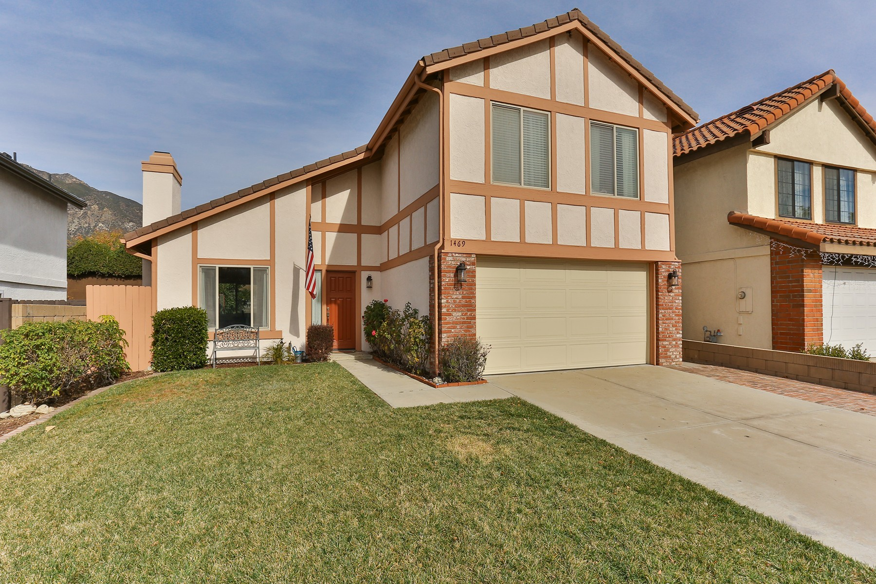Single Family Homes for Sale at 1469 Marigold Street, Upland, CA 91784 1469 Marigold Street Upland, California 91784 United States