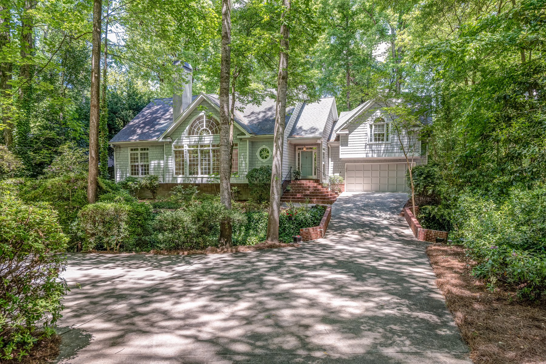 Single Family Home for Sale at Premier Pine Hills Location! Open Floor Plan With Abundant Walls Of Windows 1134 Ferncliff Road Atlanta, Georgia 30324 United States