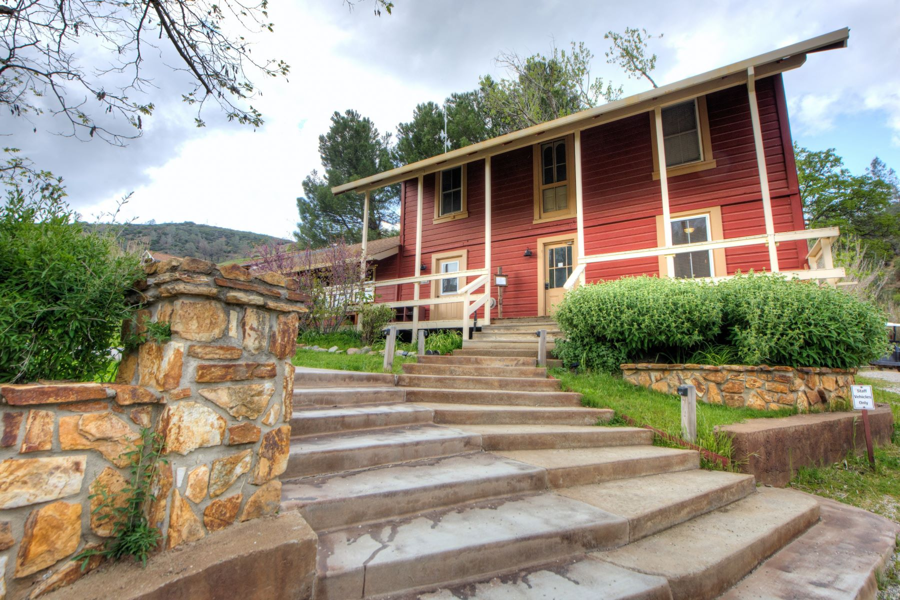 Single Family Homes for Sale at Iconic Wilbur Hot Springs 3335 Wilbur Springs Road Williams, California 95987 United States