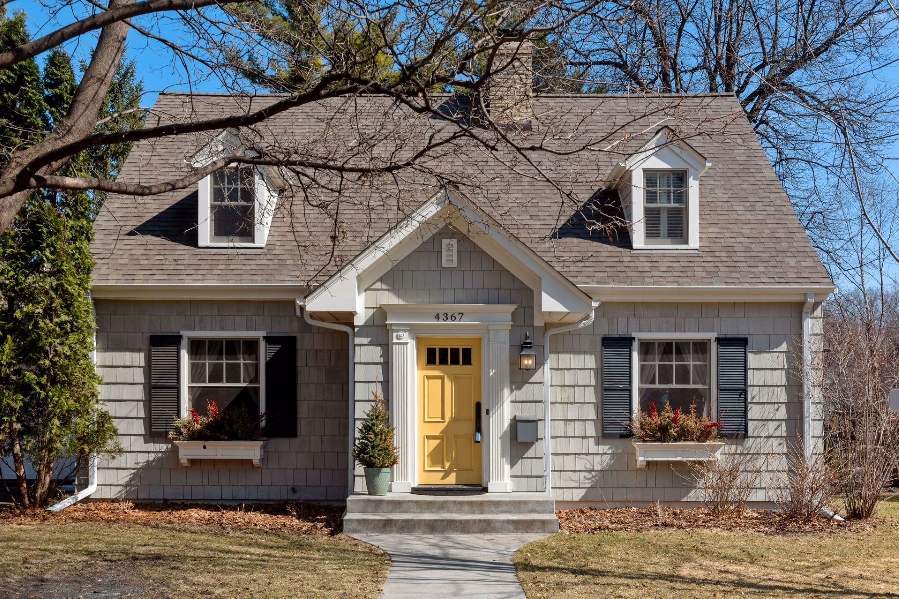 Single Family Homes for Sale at 4367 Mackey Avenue St. Louis Park, Minnesota 55424 United States