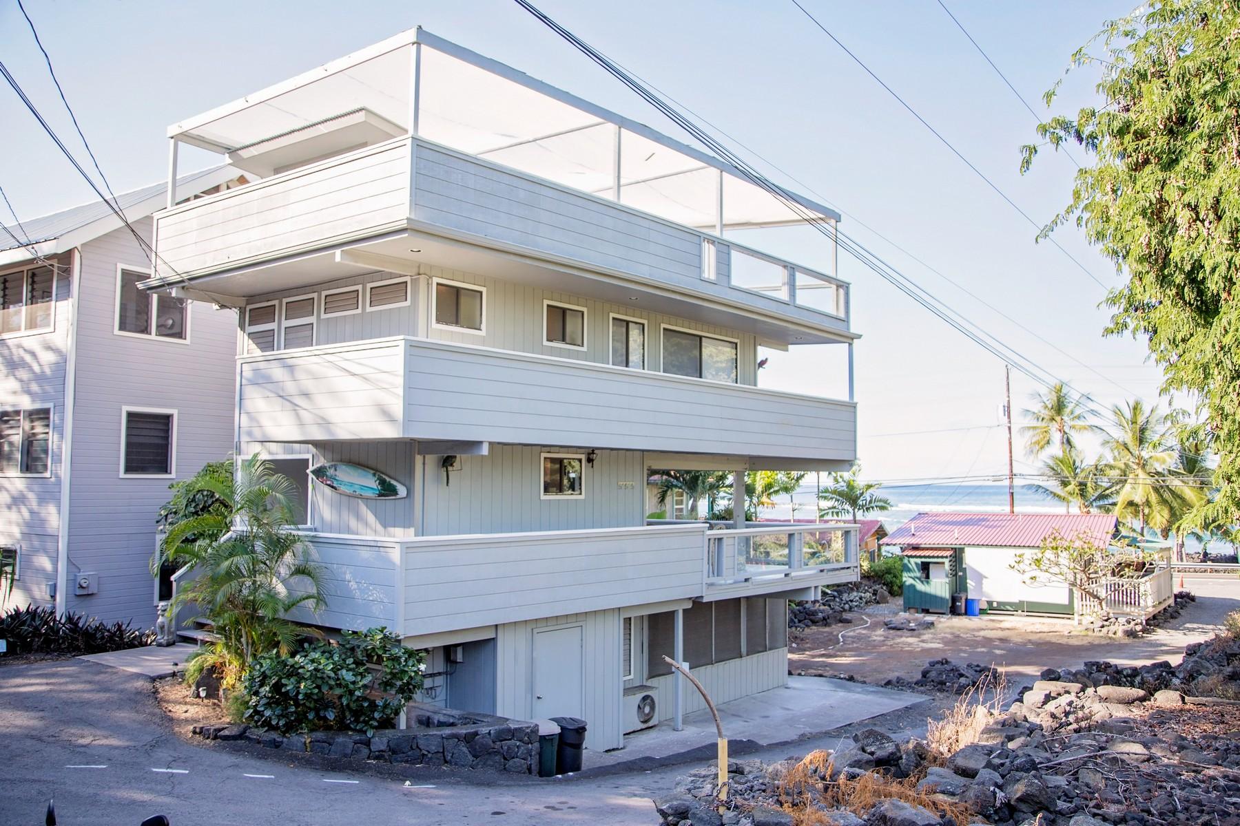 Condomínio para Venda às Kahaluu Beach Lots 78-208 Kahaluu Road, Kailua, Havaí, 96740 Estados Unidos