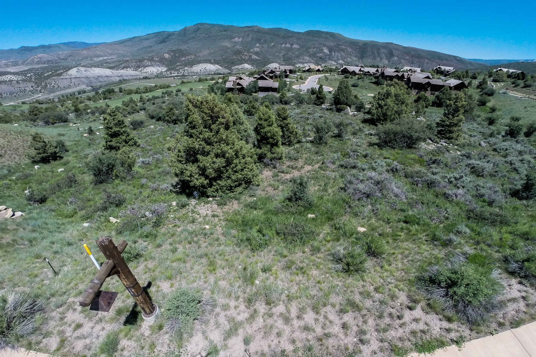 Land for Active at Red Sky Ranch Homesite 214 Juniper Trail Wolcott, Colorado 81655 United States