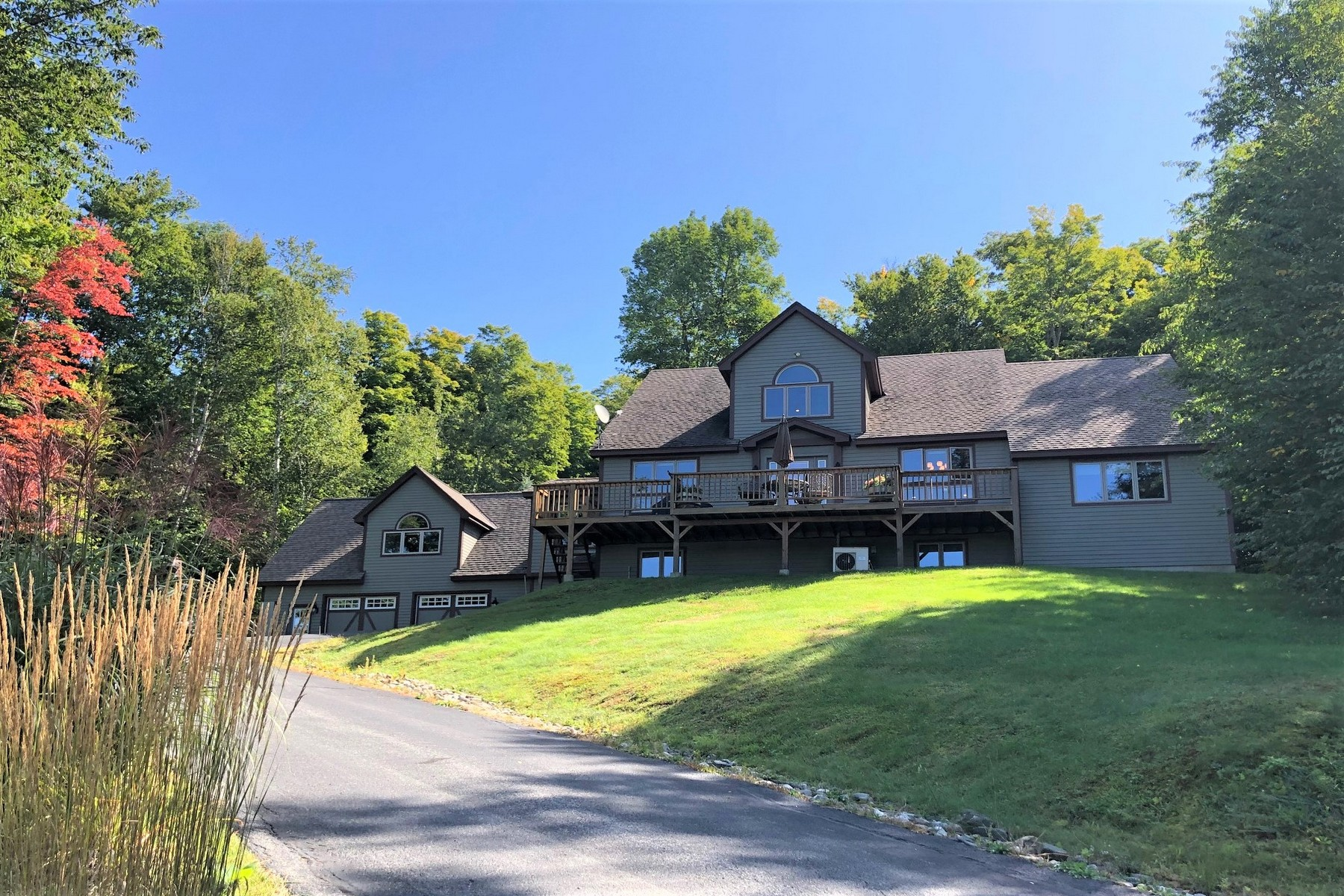 Single Family Homes for Sale at Incredible Mount Snow & Haystack Views 49 Sugarhouse Rd Dover, Vermont 05356 United States