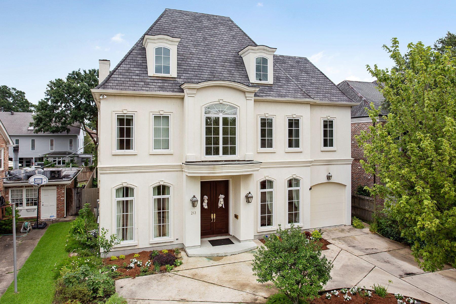 Casa Unifamiliar por un Venta en 213 Sena Drive, Metairie 213 Sena Dr Metairie, Louisiana 70005 Estados Unidos
