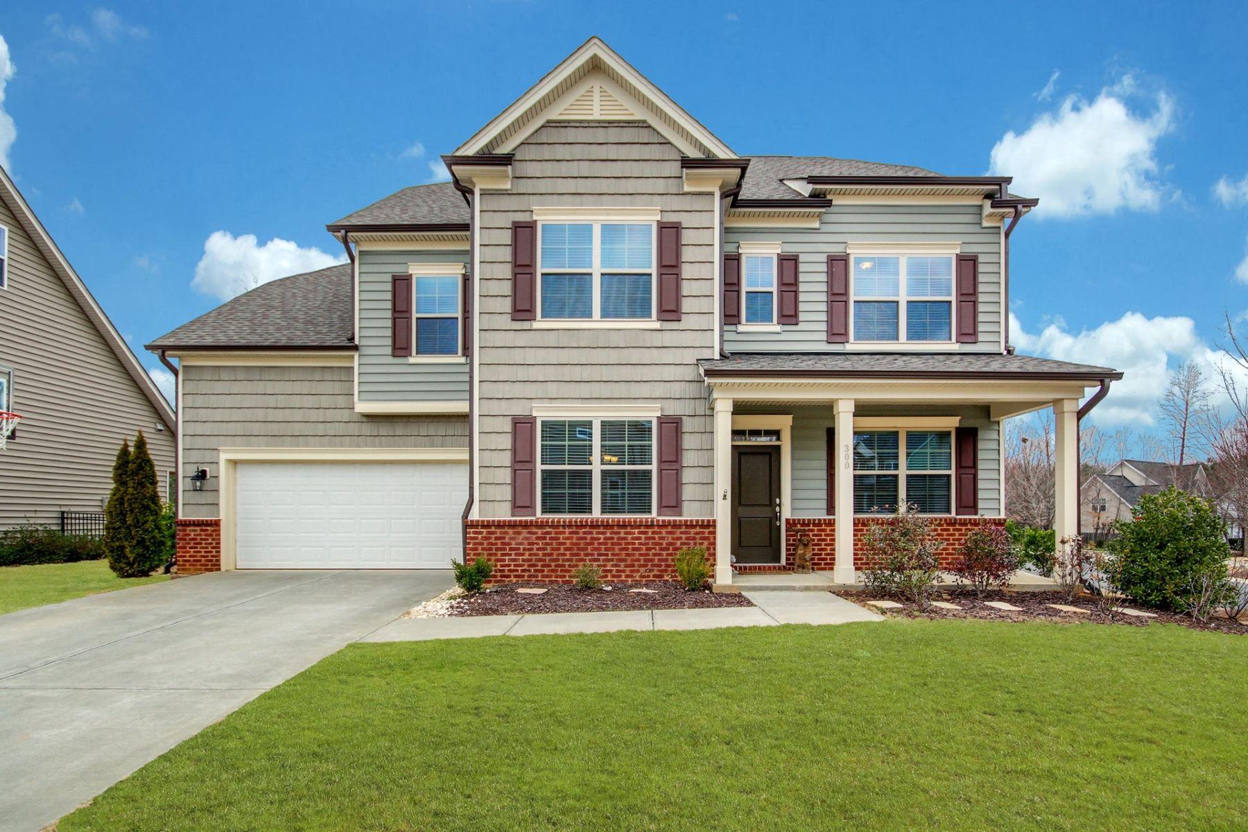 Single Family Homes for Active at 300 Botan Way Hillsborough, North Carolina 27278 United States