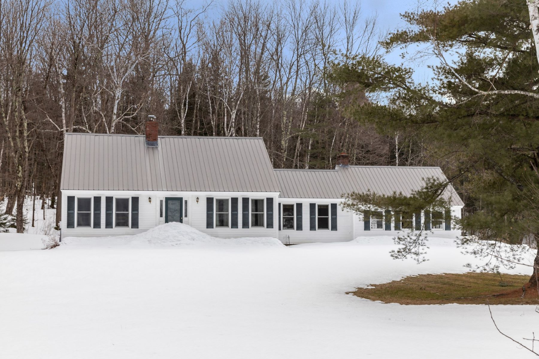 Single Family Homes for Sale at 1364 Stebbins Road Cambridge, Vermont 05444 United States