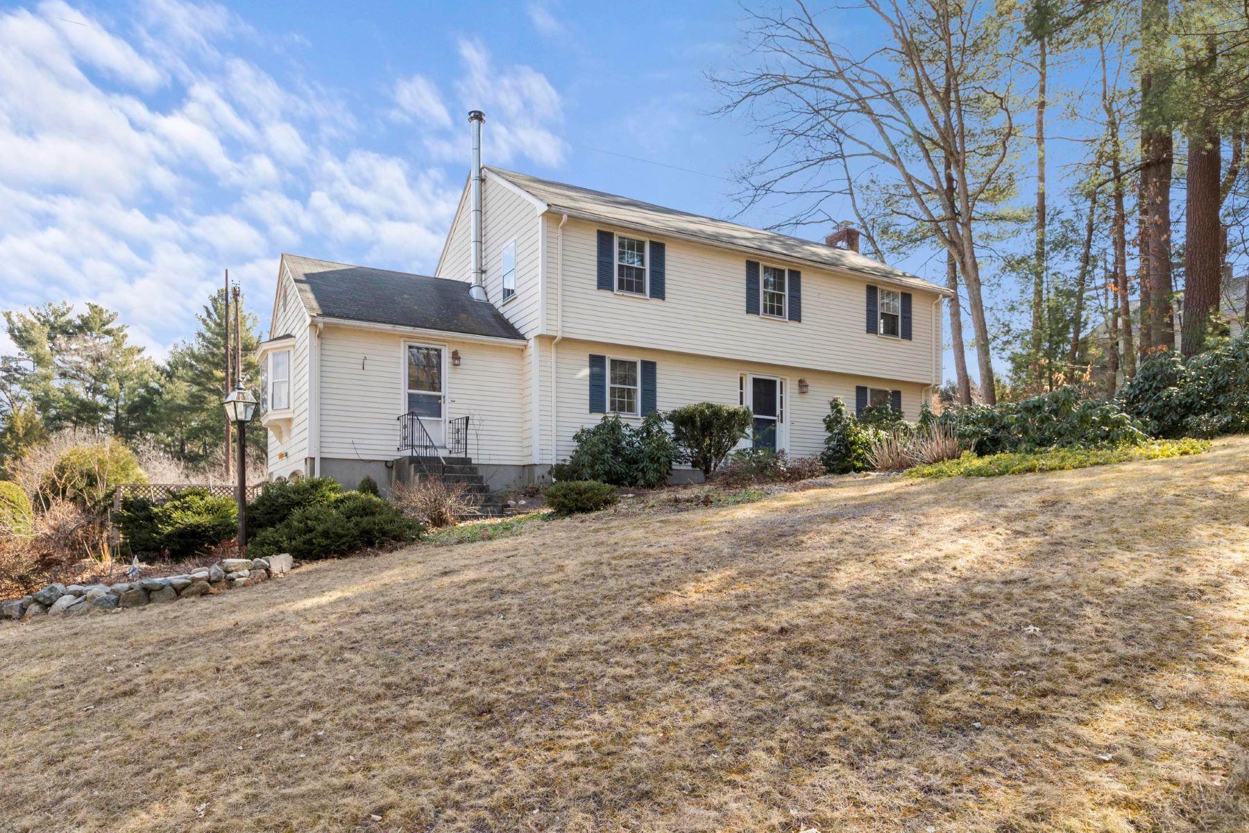 Single Family Homes 为 销售 在 11 Meadowview Rd 韦兰, 马萨诸塞州 01778 美国