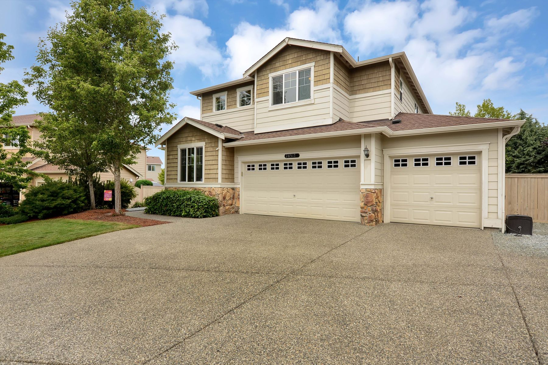 Single Family Homes for Sale at Turnkey Kylie Park 5 Bedroom 28517 Kylie Dr Stanwood, Washington 98292 United States