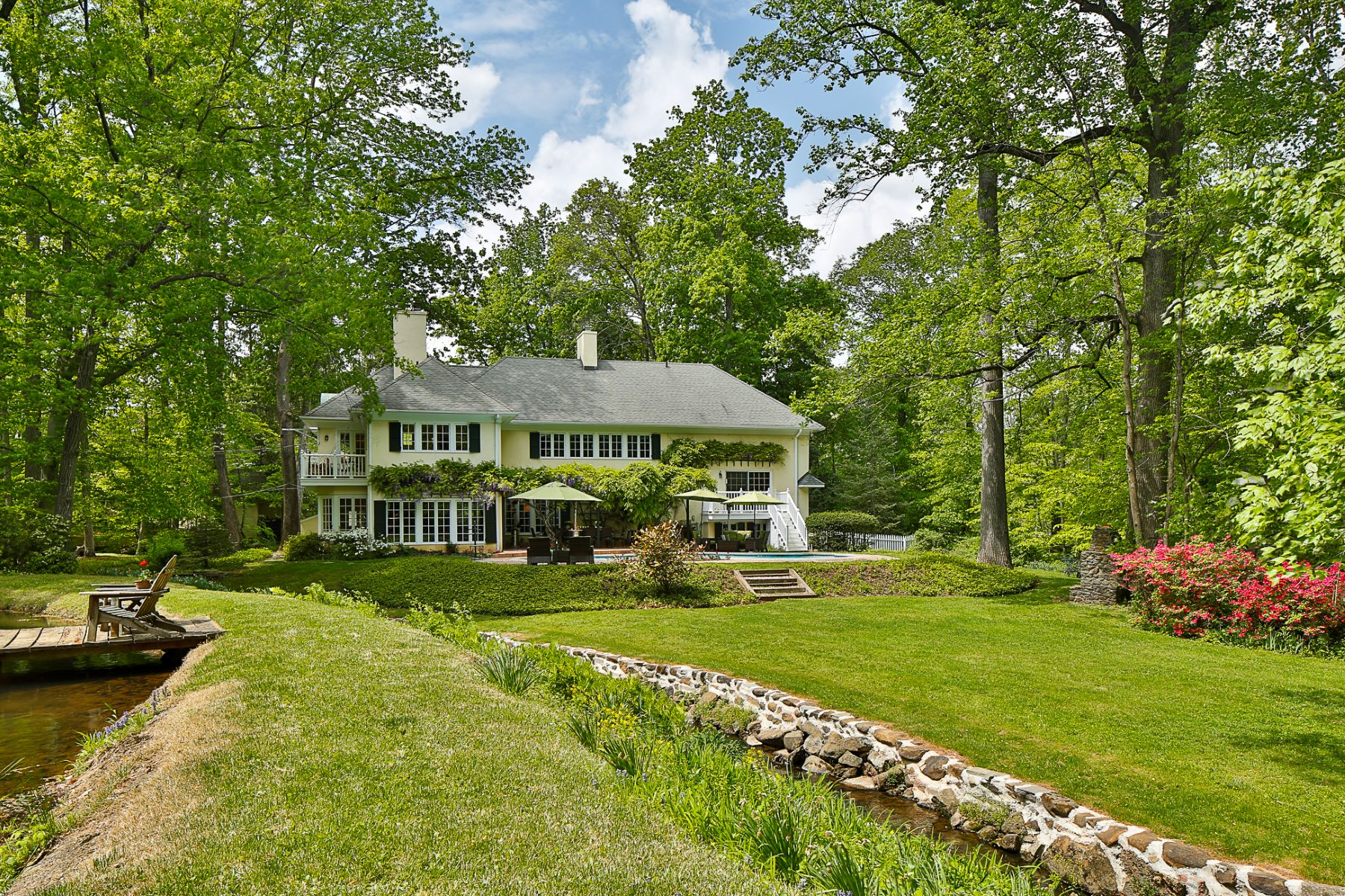 Additional photo for property listing at Privacy, Peace, Tranquility 188 Cherry Valley Road Princeton, New Jersey 08540 United States