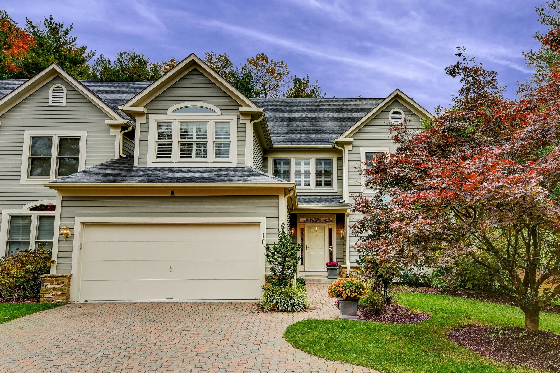 Single Family Homes for Sale at Pebblecreek 10 Sawgrass Court, Lutherville Timonium, Maryland 21093 United States