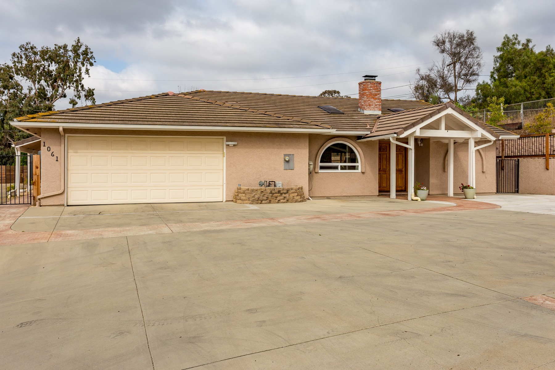 Single Family Home for Sale at 1061 Lime Place, Vista CA 92081 Vista, California, 92081 United States