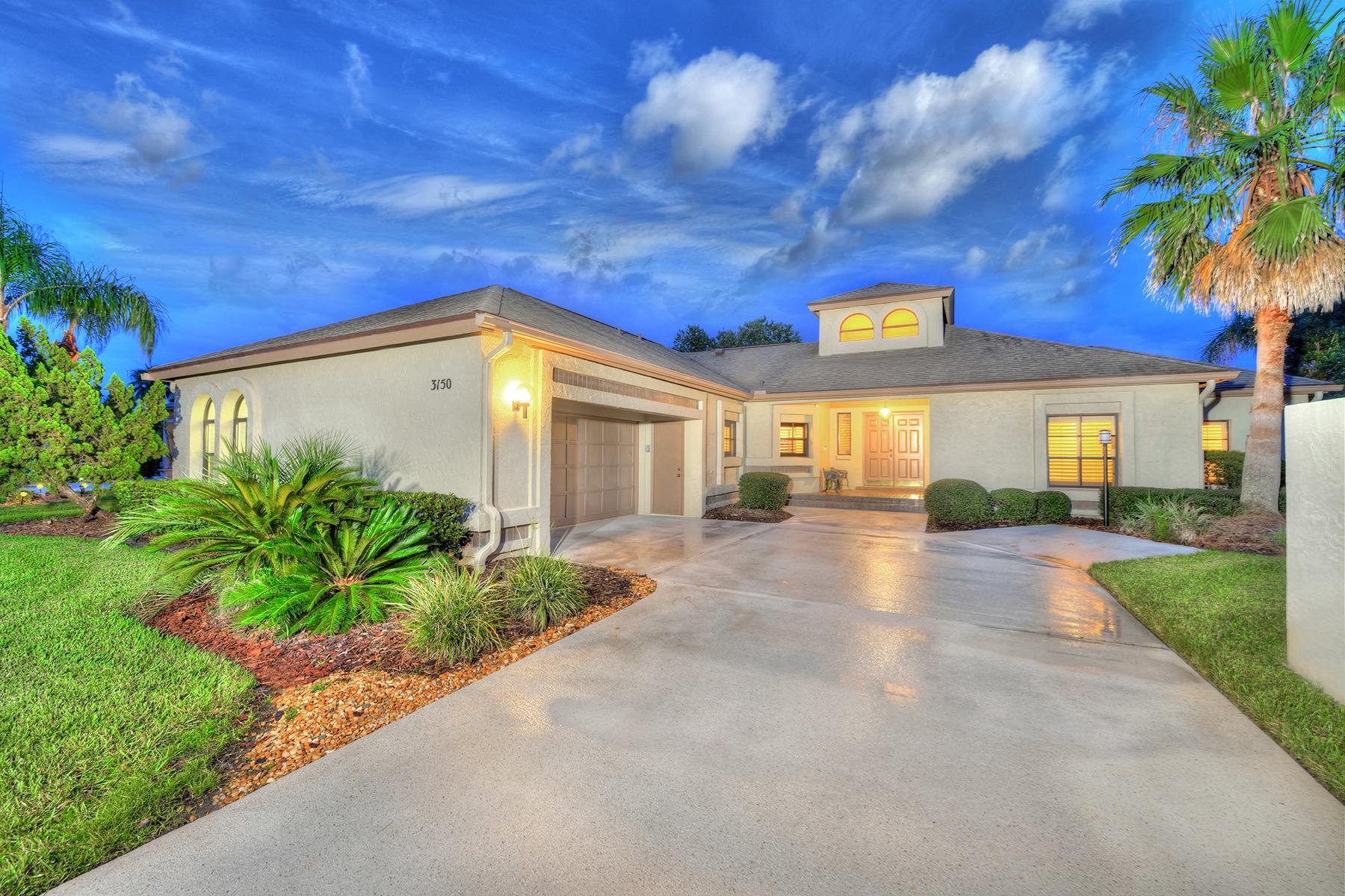 Частный односемейный дом для того Продажа на 3150 Doral Dr , Port Orange, FL 32128 3150 Doral Dr Port Orange, Флорида 32128 Соединенные Штаты